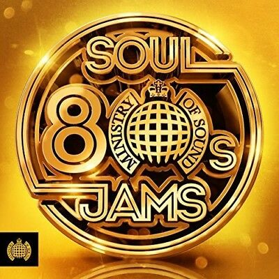 £14.81 • Buy Various Artists - Ministry Of Sound: 80S Soul Jams / Various [New CD] UK - Impor