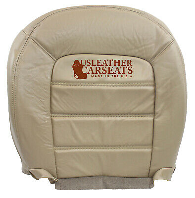 $124.99 • Buy 2002 2003 Ford Explorer Driver Side Bottom Replacement Leather Seat Cover Tan