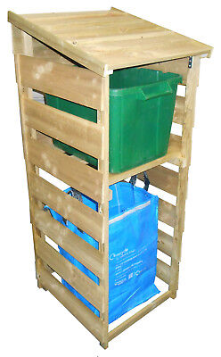 RECYCLING BOX And BAG STORAGE Standard • 109.99£