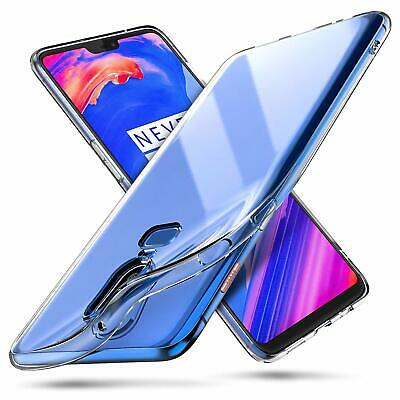 AU5.99 • Buy Soft Gel Clear Transparent Slim Case Cover For One Plus OnePlus 6 5 5T