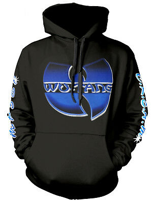 £42.49 • Buy Wu-Tang Clan 'C.R.E.A.M.' Pull Over Hoodie - NEW & OFFICIAL!