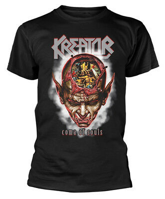 Kreator 'Coma Of Souls' T-Shirt - NEW & OFFICIAL! • 13.29£
