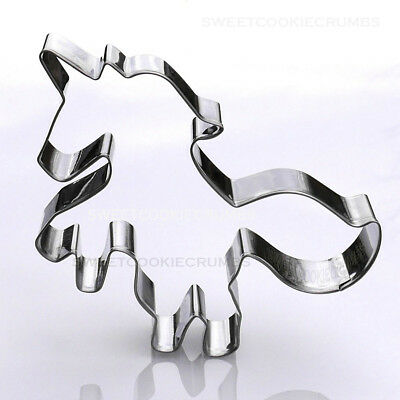 AU9 • Buy Unicorn Stallion Cookie Cutter - Stainless Steel