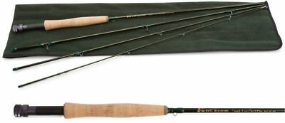 $ CDN221.45 • Buy Temple Fork 5 Wt. 9'0  4 Pc. Reel Recovery Fly Rod Includes $25 Donation