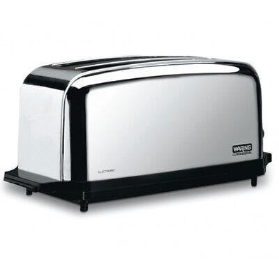 Commercial 4 Slice Toaster - Max 60 Slices An Hour • 136.35$