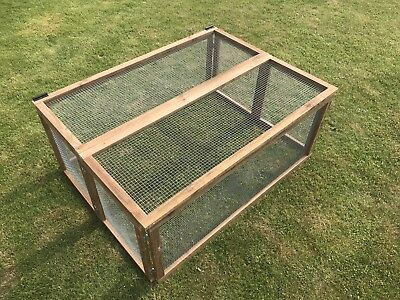 £65 • Buy Pet Run *NEW* All Weather Pressure Treated, Folding 120cm X 90cm(Apx 4ft X 3ft)