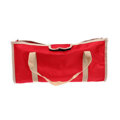 AU13.63 • Buy Outdoor Camping Tent Peg Nails Storage Case Hammer Organize Pouch Carry Bag
