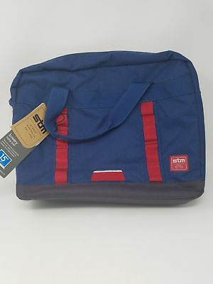 STM STM Bowery 15  Laptop Brief (Navy) • 72.32£