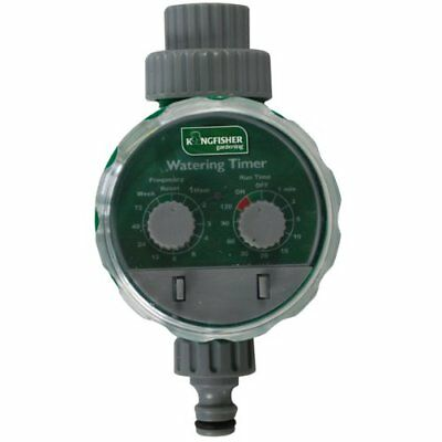 Automatic Electronic Water Garden Hose Watering Timer Irrigation System Plant • 16.69£