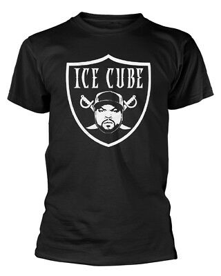 Ice Cube 'Raiders' T-Shirt - NEW & OFFICIAL! • 15.49£