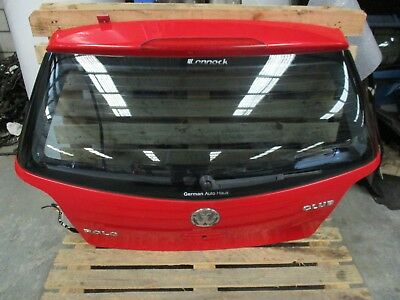 AU220 • Buy 2006 Volkswagen Polo Club TAILGATE Red ( Code:LP3G) 9N BKY 1.4L Ei 2002-2010 3D,