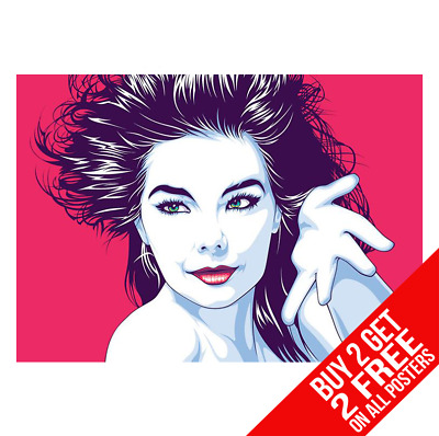 Bjork Poster Photo Art Print A4 A3 Size - Buy 2 Get Any 2 Free • 6.99£