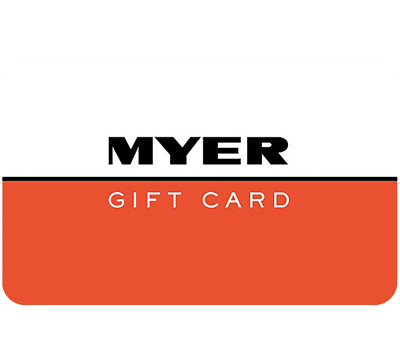 View Details Buy $100 Myer Gift Card And Get A Bonus $10 - Digital Gift  • 100.00AU