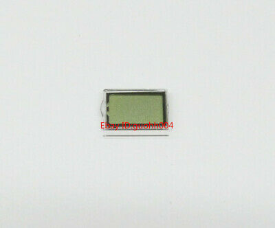 $ CDN29.11 • Buy For CONTAX TVS TVS II Film Camera Top Cover Counter LCD Display Screen Parts