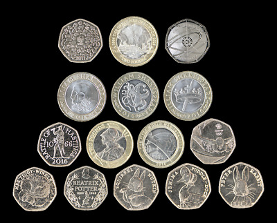 £1.99 • Buy Choose Your Coin Uncirculated Fifty Pence 50p, One Pound £1, Two Pound £2 Coins