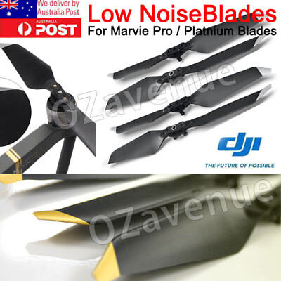 AU13.34 • Buy 4Pcs Carbon Fiber Composite Folding Propeller Props Blades For DJI Mavic Pro AU