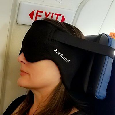 AU26.17 • Buy ZzzBand An Alternative To Travel Neck Pillows - Created By An Airline Pilot