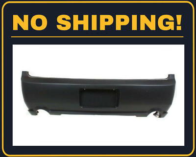 $166.78 • Buy New Rear Bumper Cover Fit Ford Mustang Gt 2005 2009 Fo1100388