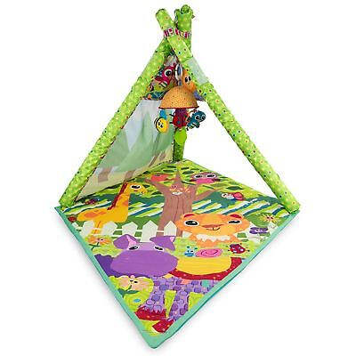 Tomy Lamaze 4 In 1 Teepee Play Gym Baby Toddler Playmat Children #L27991 • 74.99£
