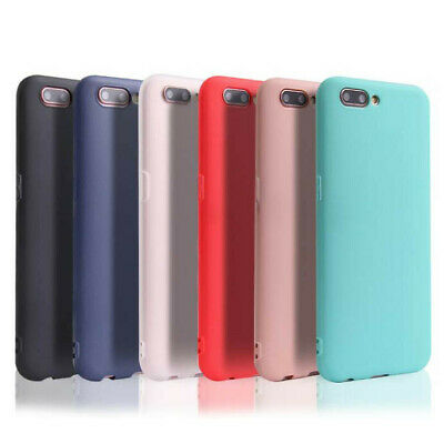 AU3.99 • Buy For OnePlus 5 5T 1plus5 5T Ultra Thin Matte Rubber Silicone Case Cover