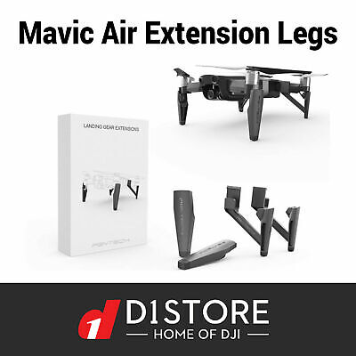 AU16 • Buy PGYTECH DJI Mavic Air Parts Accessories Landing Extension Legs Rise Kit