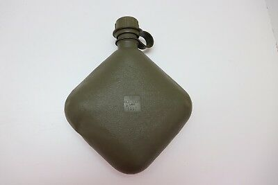 $ CDN3.56 • Buy US Military OD Collapsible Square 2 QT Canteen Each E4000