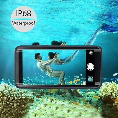 AU28.40 • Buy Compatible With Galaxy S9 S8 Note 8 Drop/Water/Dirt Proof Case IP68 Certificated