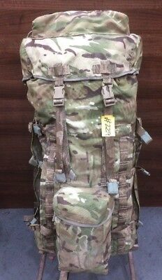 £54.95 • Buy Rucksack/Bergen And Frame, (INF) Long Convoluted Back MTP, IRR Used #229