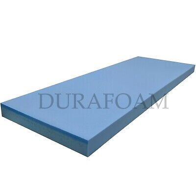 £32.99 • Buy DURAFOAM™ Upholstery Foam Sheets - Extra Firm - 80  X 25  - All Thicknesses
