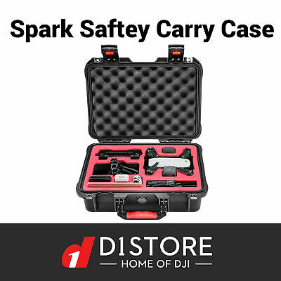 AU99 • Buy PGYTECH Safety Carrying Case For DJI Spark Drone Accessories Waterproof