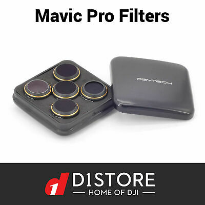 AU19 • Buy PGYTECH Accessories DJI Mavic Pro & Platinum Lens Filter ND4 ND8 16 32 64 CPL UV