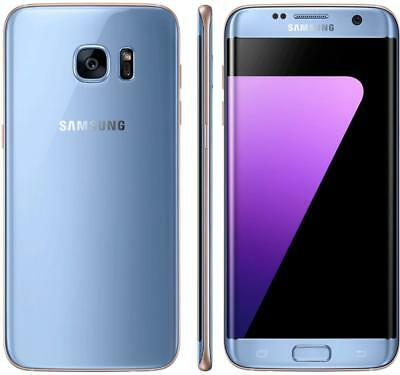 $ CDN156.64 • Buy Samsung Galaxy S7 Edge - 32GB - Blue Coral (Factory Unlocked AT&T / T-Mobile)