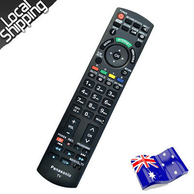 AU18.70 • Buy Replacement PANASONIC N2QAYB000352 Remote THP50G10A THP50X14A THP54S10A ETC New