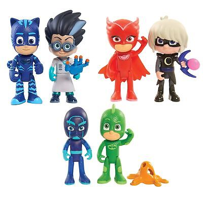 PJ Masks Light Up Figure 2pk • 9.49£