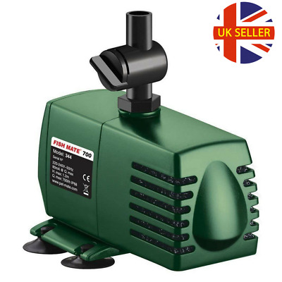 £61.70 • Buy Fish Mate Pond Filter Pumps -all Models- Water Fountain And Waterfall Garden Koi