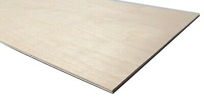 £14.54 • Buy 5 Sheets Of 3mm X 300x600mm Birch Ply Plywood # SECONDS # - Laserply Laser Safe