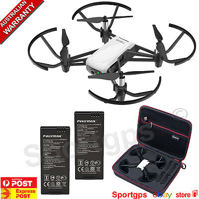 AU199 • Buy Dji Ryze Tello Mini 720p Camera Drone 2 X Batteries + Carry Case App Control