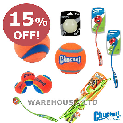Chuckit Ball Thrower Launcher  Dog Toy Floating Fetch Sport Tennis Game Chuck It • 6.24£