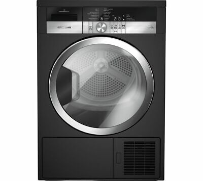 View Details GRUNDIG GTN38250MGCB 8 Kg Heat Pump Tumble Dryer - Black - Currys • 499.00£