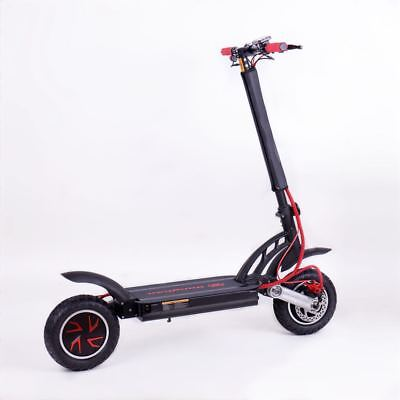 $ CDN1975.98 • Buy Tomini 1200w/48v Two Wheel 11in. Folding Off Road Electric Scooter FAST 31MPH