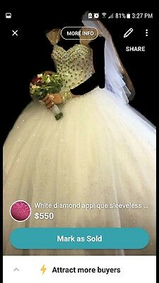 $ CDN502.13 • Buy Wedding Dresses