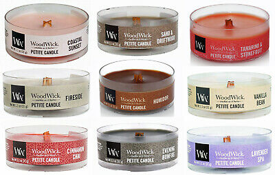 $5.40 • Buy WoodWick Petite Candle ~ Buy 2, Get 1 FREE ~ Wooden Wick ~ Select Your Favorites