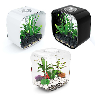 BiOrb Life 30L Aquariums MCR - Available In White, Black & Clear • 204.99£
