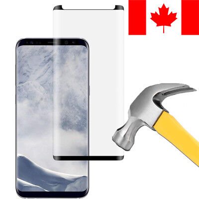 $ CDN6.99 • Buy 3d Full Cover Tempered Glass Screen Protector For Samsung Galaxy Note 9