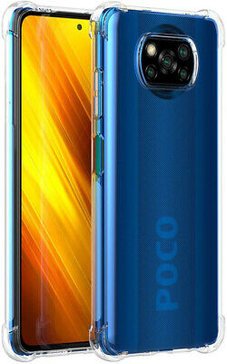 AU3.91 • Buy For Xiaomi Poco X3 NFC F2 Pro M3 F3 Mix 2S Max 3 A3 A2 Shockproof Clear TPU Case
