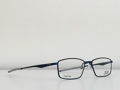 188ebd98a4d7 1 Oakley OX5121-0453 Limit Switch Eyeglasses Matte Midnight 53-16-139 With