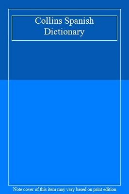 Collins Spanish Dictionary. 9780007155781 • 4.70£