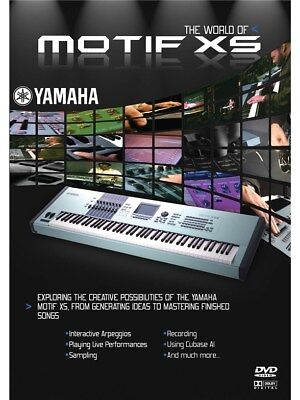 Billias Athan The World Of Motif Xs Yamaha Learn To Play Present MUSIC DVD • 30.55£