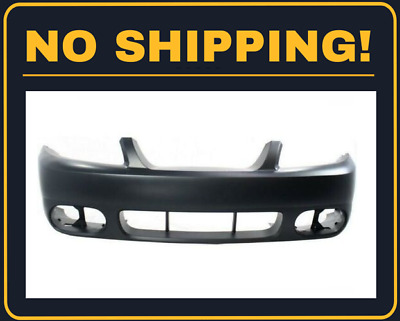 $179.19 • Buy New Front Bumper Cover Fit Ford Mustang Cobra 2003-2004 Fo1000533