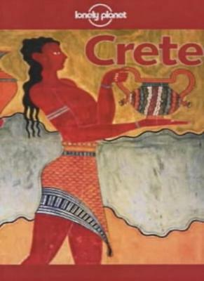 Crete (Lonely Planet Regional Guides) By Jeanne Oliver, Paul Hellander • 1.90£